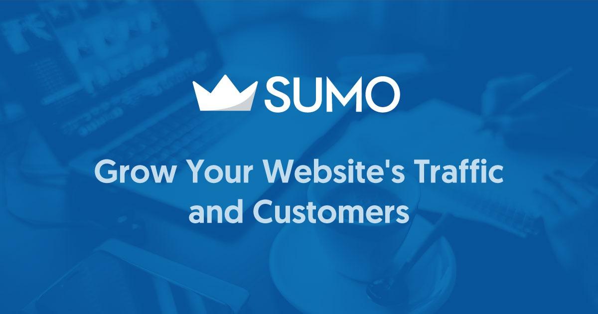 sumo wordpress plugin