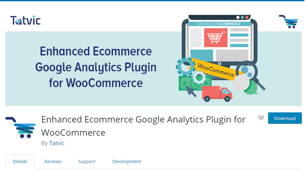 ecommerce analytics plugin