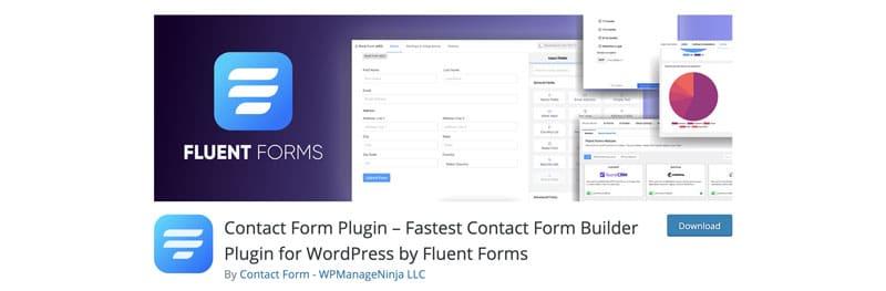 Fluent Forms WordPress