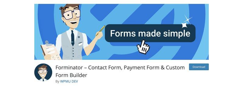 Forminator WordPress