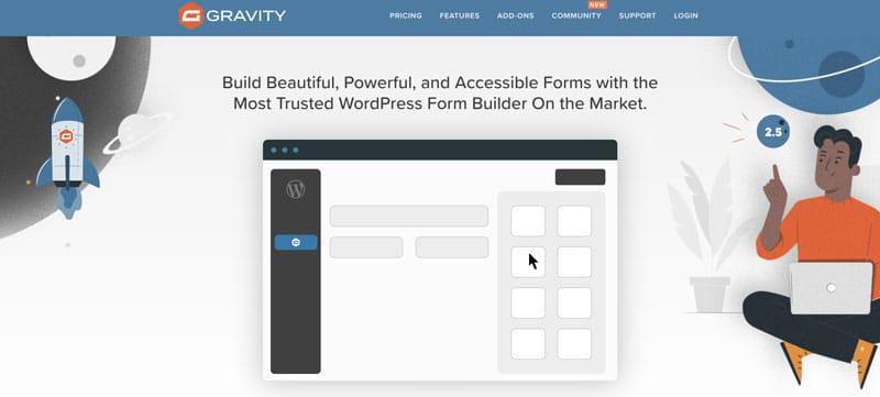 Gravity Forms WordPress