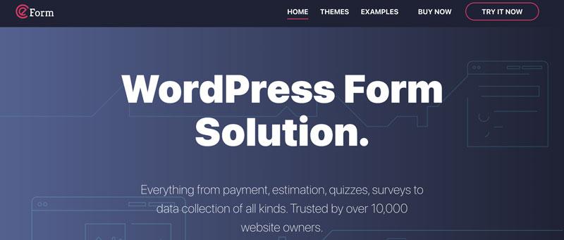 eform wordpress